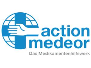 Deutsches Medikamentenhilfswerk action medeor